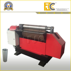Fire Extinguisher Body Manufacturing Machine of Plate Rolling pictures & photos