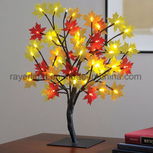 Maple Design LED Christmas Table Decorations Light for Market pictures & photos