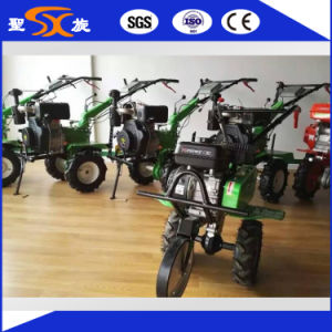 Good Flexibility Rotary Small/ Mini Farm Tiller with Lowest Price pictures & photos