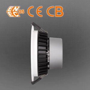 8inch Round 25W 120degree LED Downlight with ENEC CB pictures & photos