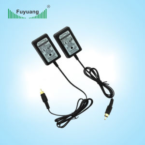 Plug-in Type RCA Connector 2A 7.5V Battery Charger pictures & photos