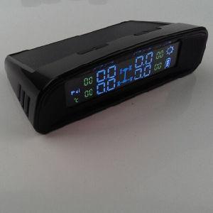 Black Solar TPMS Sensor Internal Tire Pressure Monitoring System+4 Metal Tyre Pressure Sensor pictures & photos