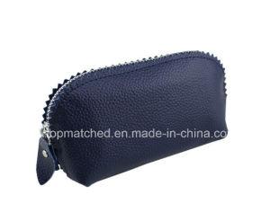 Blocking Wallet Clutch Women Leather Handbag with Zipper Organizer Card Holder pictures & photos