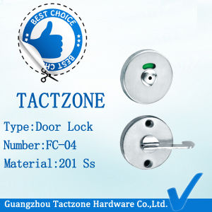 Top Sell Toilet Partition Cubicle Accessories Zinc Alloy Door Lock pictures & photos