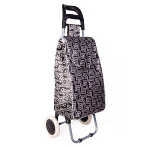 Supermarket Shopping Equipment Trolley Bag with Waterproof Satian Foam Material pictures & photos