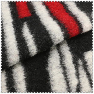 30%Polyester 20%Acrylic 50%Wool of Woolen Fabric pictures & photos