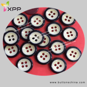2017 Fashion Pear Button for Shirt pictures & photos