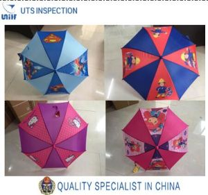 Professional Quality Control and Inspection Service China-Umbrella