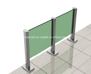 Aluminium Fence for Balcony with ISO9001 pictures & photos