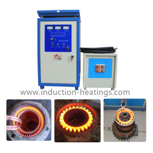 Zhengzhou Gou′s Induction Heating Shaft/Gear Quenching Machine pictures & photos