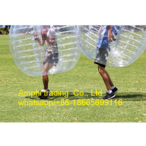 2016 TPU Inflatable Bumper Ball Toy/Bubble Soccer Ball for Sale pictures & photos