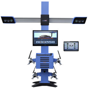 3D Wheel Alignment with Golden Eye T71 pictures & photos
