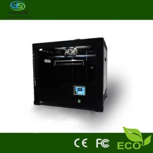 Multifunction Fdm Desktop 3D Printer Machine with High Resolution pictures & photos