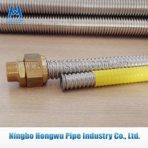 Naked Gas Csst Dn20 1 Inch Corrugated Flexible Hose