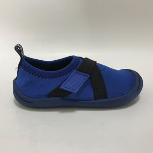 Injection Shoes Comfortable Platform Canvas Casual for Children pictures & photos