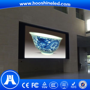 Excellent Quality Indoor Full Color 3mm Pixel LED Display pictures & photos