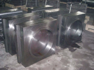 Carbon Steel Forging Block with Rectangular Profile pictures & photos