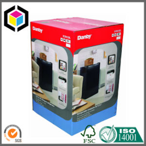 Two Sides Offset Color Print Corrugated Shipping Mailer Box pictures & photos
