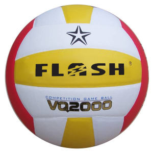 5# PVC PU Laminated Sports Volleyball pictures & photos