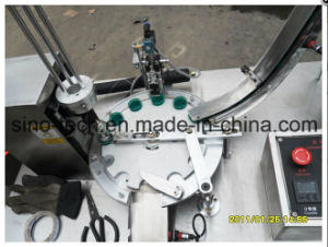Automatic Plastic Bottle Cap Liner Cutting& Inserting Machine pictures & photos
