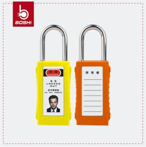 Long Body Safety Padlock (BD-G81) pictures & photos