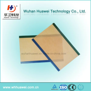 Self-Adhesive Surgical Incise Dressing PU Iodine Drape Film pictures & photos