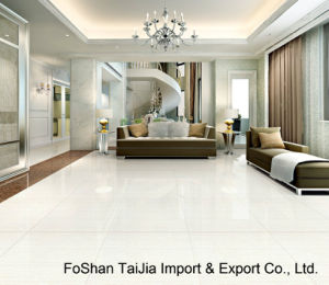 Buliding Material 600X600mm White Tulip Porcelain Polished Tile (TJ6501) pictures & photos