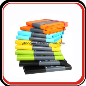 Custom Make Promotional Gift Moleskine Notebooks as Your Company Logo pictures & photos