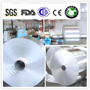 Alloy 8011-0 0.036X400mm Sealing Aluminum Foil pictures & photos