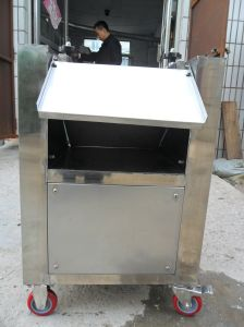 Stainless Steel Salmon Skin Peeling Machine (GB-400) , Fish Skin Peeler, Squid Skin Peeling Machine pictures & photos