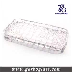 Oblong Gift Decoratitive Glass Plate (GB1729MG/PDS) pictures & photos