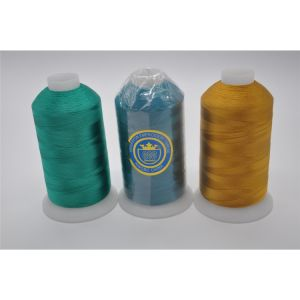 High Quality Shanfa Viscose Embroidery Thread pictures & photos