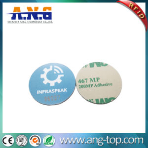 Printable Smart RFID Metal Tracking Token with 3m Back Adhesive pictures & photos