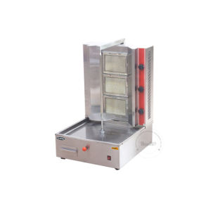 New Gas Shawarma Machine Meat Making Machine Vgb-792 pictures & photos