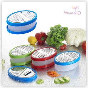Vegetable Tools Multi-Functional Vegetable Grater 12.5*8.5cm pictures & photos