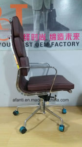 Modern Office Furniture Aluminum Eames Swivel Executive Manager Chair (RFT-A01) pictures & photos