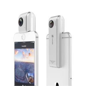 Insta360 Dual Lens Vr Panoramic Camera for iPhone (nano) pictures & photos