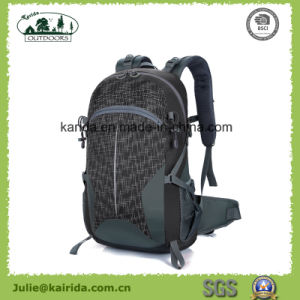 Five Colors Polyester Camping Backpack D403 pictures & photos