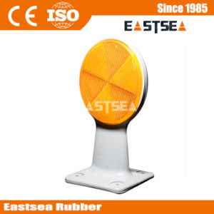 Traffic Safety Round Highway Guardrail Reflector pictures & photos