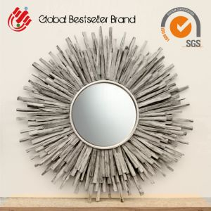 Special Shape Weathered Home Decorative Wall Mirror (LH-M170609) pictures & photos