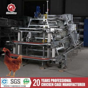 Best Sell Automatic Battery Layer Chicken Cages pictures & photos