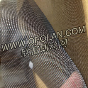 High Purity Nickel Wire Mesh for Chlor Alkali Chemical Industry pictures & photos