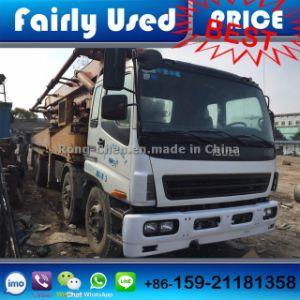 Used Sany Concrete Pump Truck 42m of Sany Concrete Pump