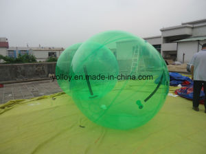 Inflatable Bubble Ball Toy for Playing on Water pictures & photos