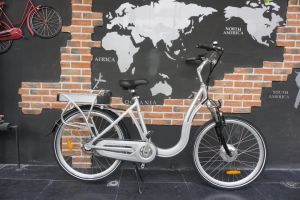 2017 City Electric Bike Street Ebike for Women pictures & photos