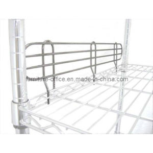 Adjustable Ledge for Wire Shelving (wire shelving accessory) pictures & photos