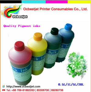 Big Bulk Pigment Ink Refillable Cartridges for Epson Color 3000 Printers