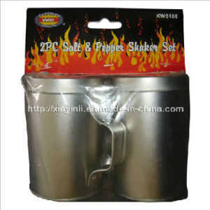 2PC Salt&Peppen Shaken Set