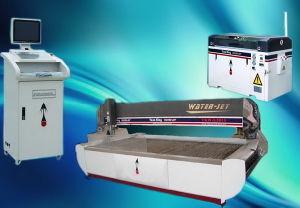 Water Cutter Machine Bridge Type (B2B420-L3015) pictures & photos