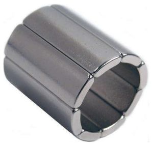 High Power Permanent Neodymium Motor Magnet